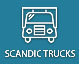 Scandic trucks
