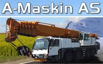 A-Maskin AS