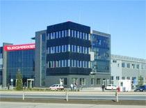 Μάντρα αποθεμάτων (στοκ) Euromarket Construction