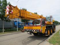 Μάντρα αποθεμάτων (στοκ) Derks Trucks BV