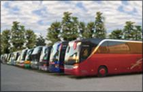 Μάντρα αποθεμάτων (στοκ) Used-Bus