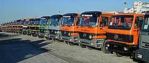 Μάντρα αποθεμάτων (στοκ) Trucks Trailers & Machinery BV