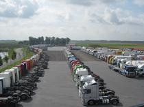Μάντρα αποθεμάτων (στοκ) Hulleman Trucks B.V.