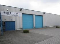 Μάντρα αποθεμάτων (στοκ) Used Truck Parts BVBA company