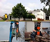 Μάντρα αποθεμάτων (στοκ) HYDRARAM Deutschland GmbH