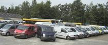 Μάντρα αποθεμάτων (στοκ) Veenstra Bedrijfsauto's