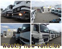 Μάντρα αποθεμάτων (στοκ) Trucks Roosendaal B.V.