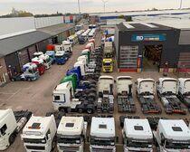 Μάντρα αποθεμάτων (στοκ) MD Trucks B.V.