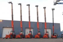 Μάντρα αποθεμάτων (στοκ) Colle Sittard Machinehandel