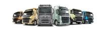Μάντρα αποθεμάτων (στοκ) Truck Trading Holland