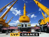 Μάντρα αποθεμάτων (στοκ) LVP CRANES SPAIN SL