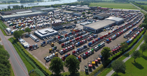 Μάντρα αποθεμάτων (στοκ) Kleyn Trucks