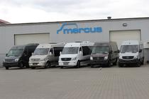 Μάντρα αποθεμάτων (στοκ) MERCUS-BUS